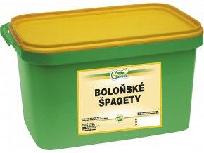 KL 12 Kyblik Bolonske spagety