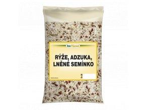 Rýže ADZUKA LNĚNÉ SEMÍNKO 3kg