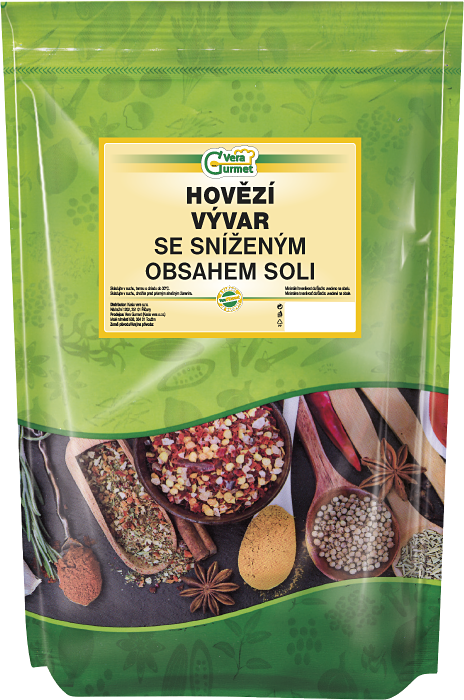 Hovězí vývar-nízký obsah soli 1,5kg