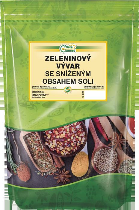 Zeleninový vývar-nízký obsah soli 1,5kg