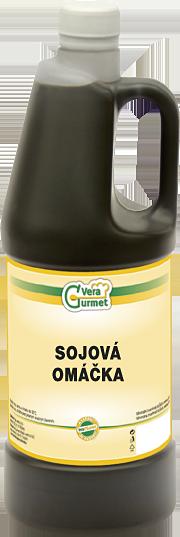 Sojová omáčka 1l