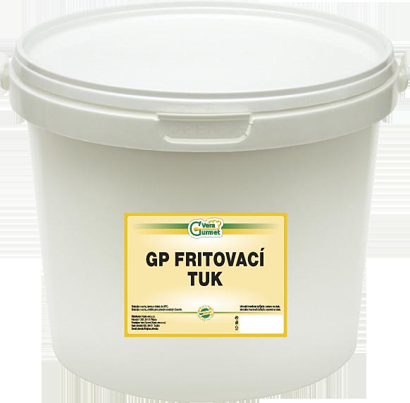 GP Fritovací tuk 10l