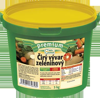 Zeleninový vývar BG PREMIUM 3kg