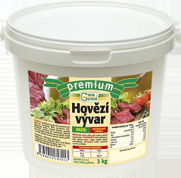 Hovězí vývar-pasta PREMIUM 3kg