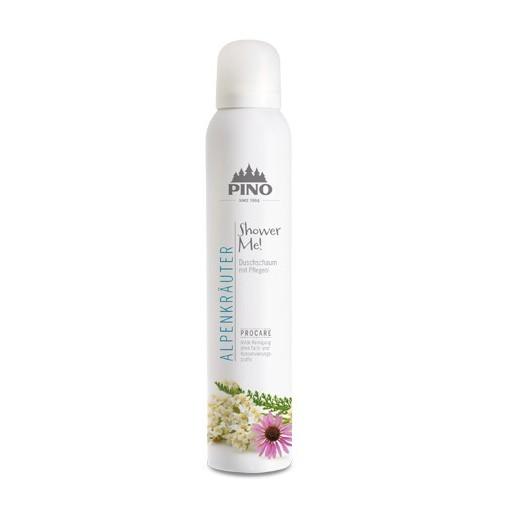 Aroma sprchové pěny