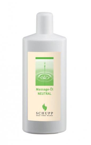 Neutrální masážní oleje