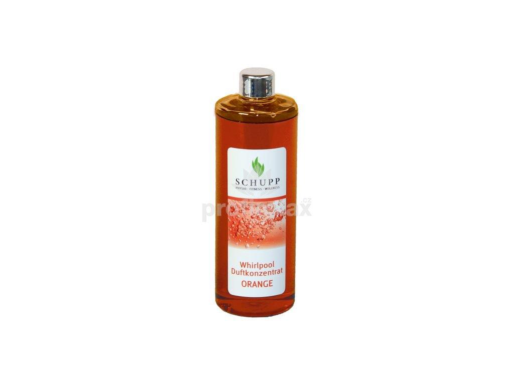 Perličková koupel Pomeranč 500 ml