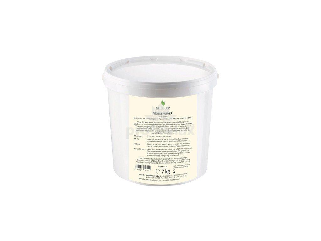 Syrovátka pro wellness koupele 7 kg