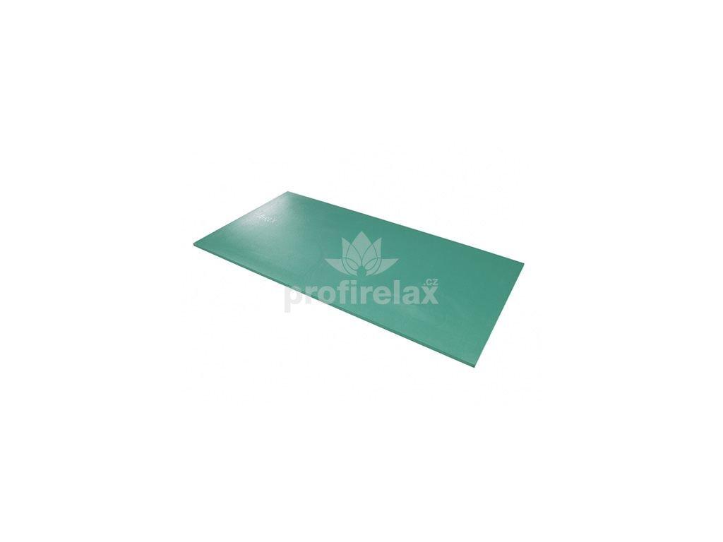 Cvičební podložka Airex Herkules zelená 200x100x2,5 cm