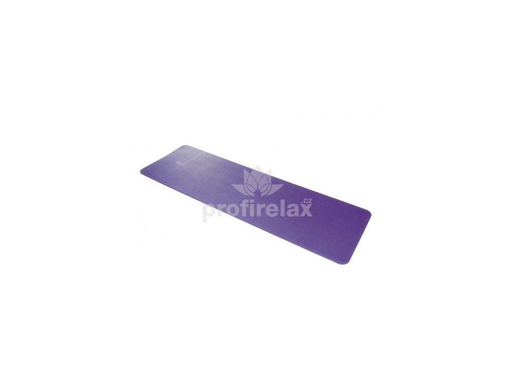 Cvičební podložka Airex Yoga Pilates fialová 190x60x0,8 cm