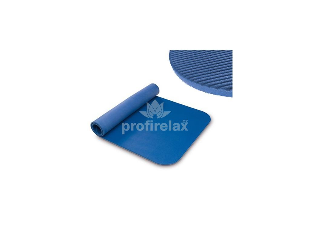 Cvičební podložka Airex Corona modrá 185x100x1,5 cm