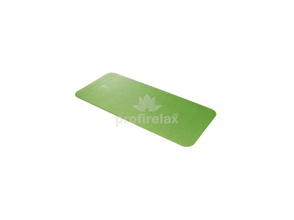 Cvičební podložka Airex Fitline kiwi 180x60x1 cm