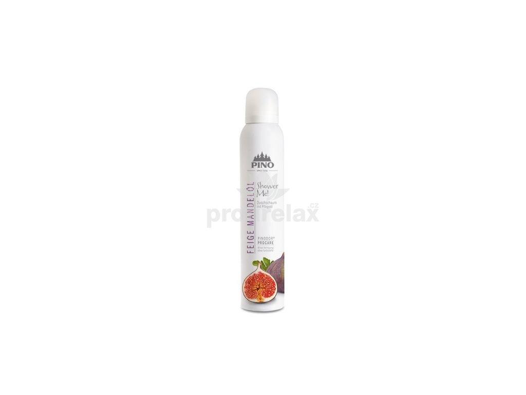 Aroma-sprchovací pěna Fíky-mandlový olej 200 ml
