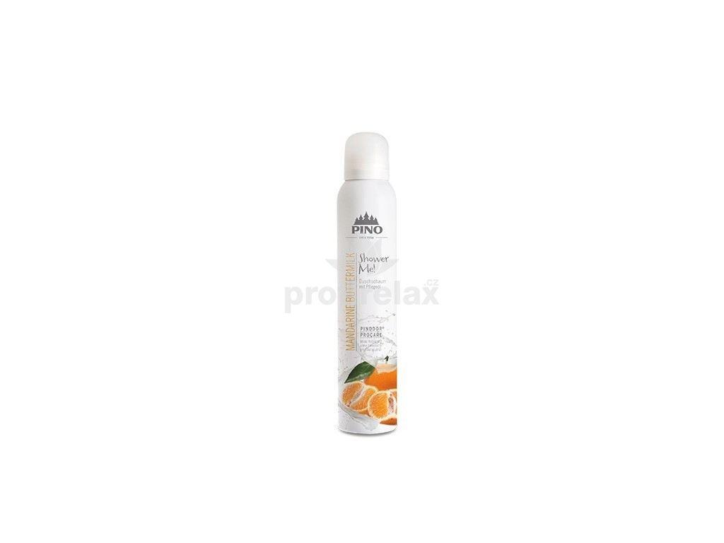 Aroma-sprchovací pěna Mandarinka-podmáslí 200 ml