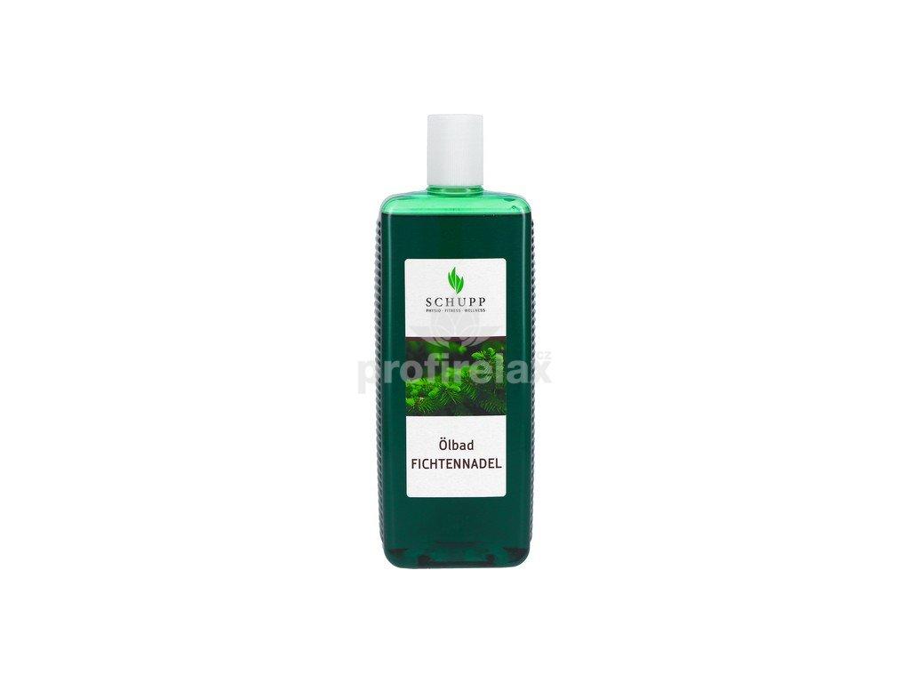 Koupelový olej Smrkové jehličí 1000 ml