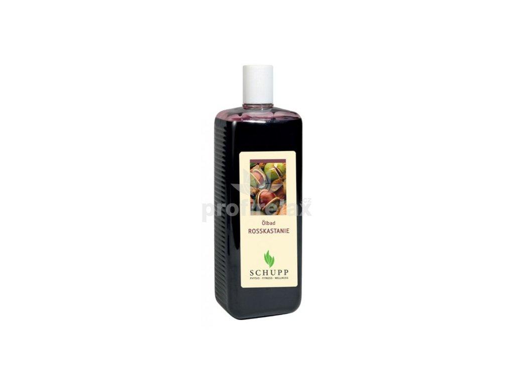 Koupelový olej Jírovec 1000 ml