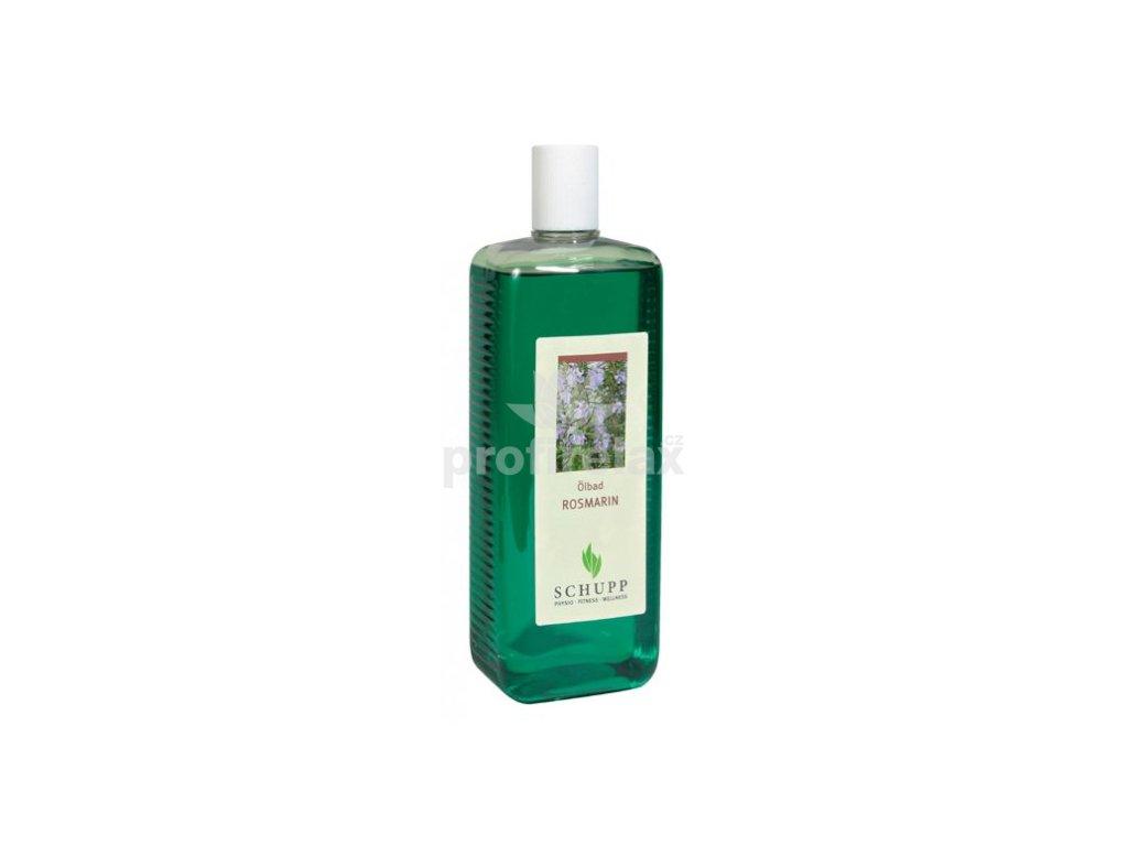 Koupelový olej Rozmarýn 1000 ml