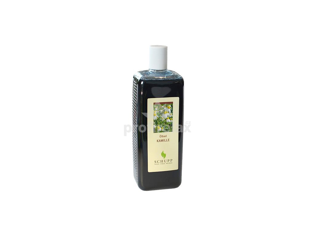 Koupelový olej Heřmánek 1000 ml