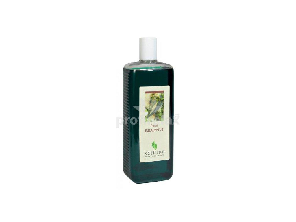 Koupelový olej Eukalyptus 5000 ml