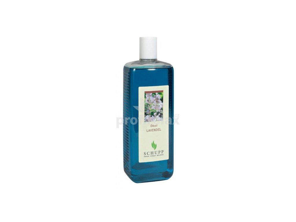 Koupelový olej Levandule 1000 ml