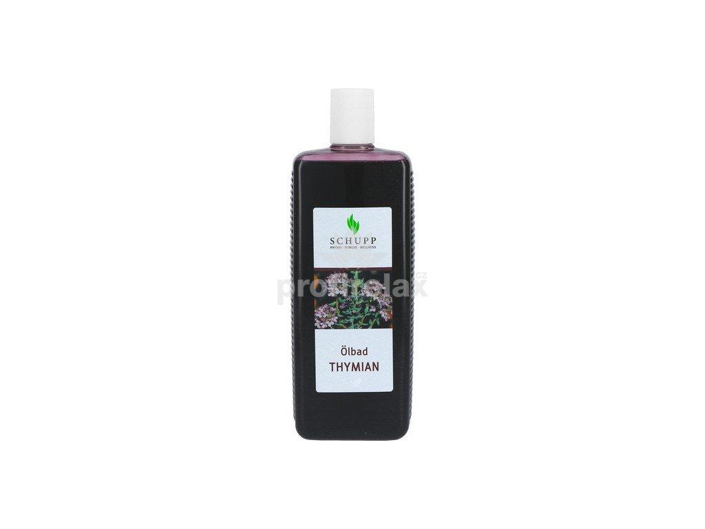 Koupelový olej Tymián 1000 ml
