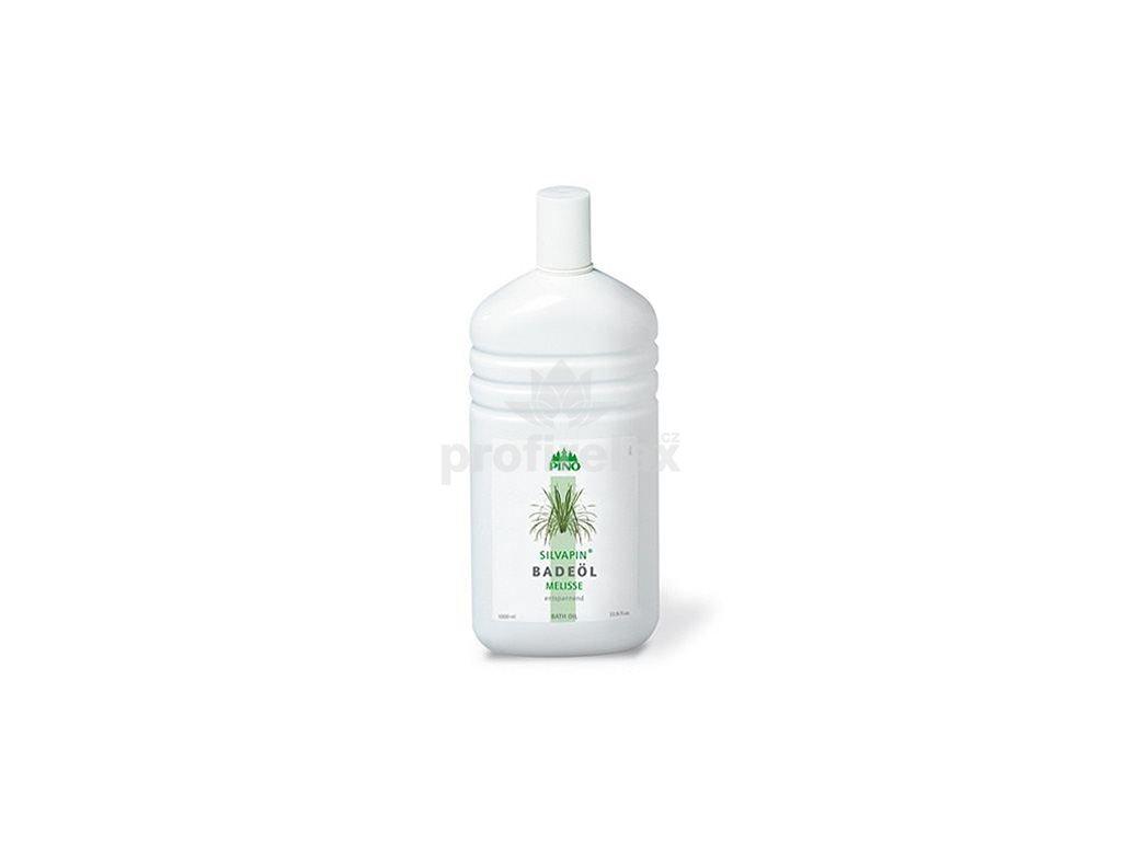 Silvapin koupelový olej Meduňka 1000 ml
