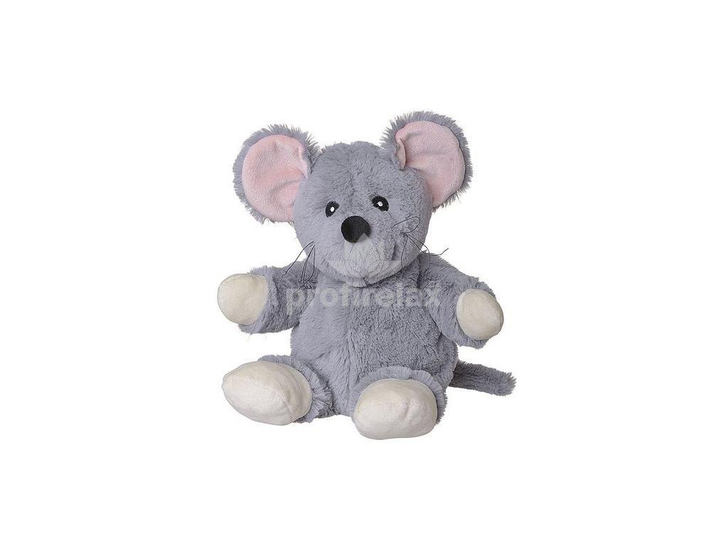 Velký hřejivý plyšák - Myška - welliebellies®