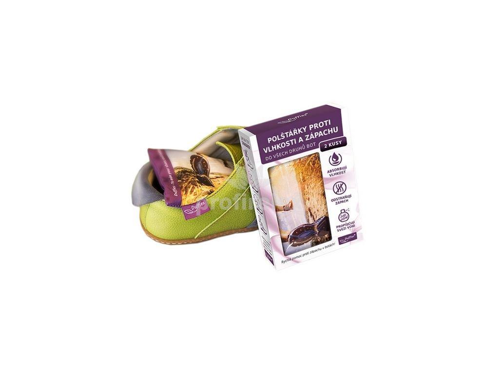 Duffies ® polštářky proti vlhkosti a zápachu