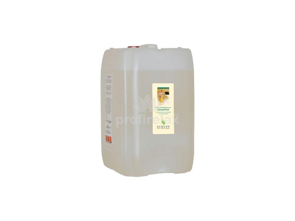 Esence Eukalyptus pro sauny a parní lázně 10 l