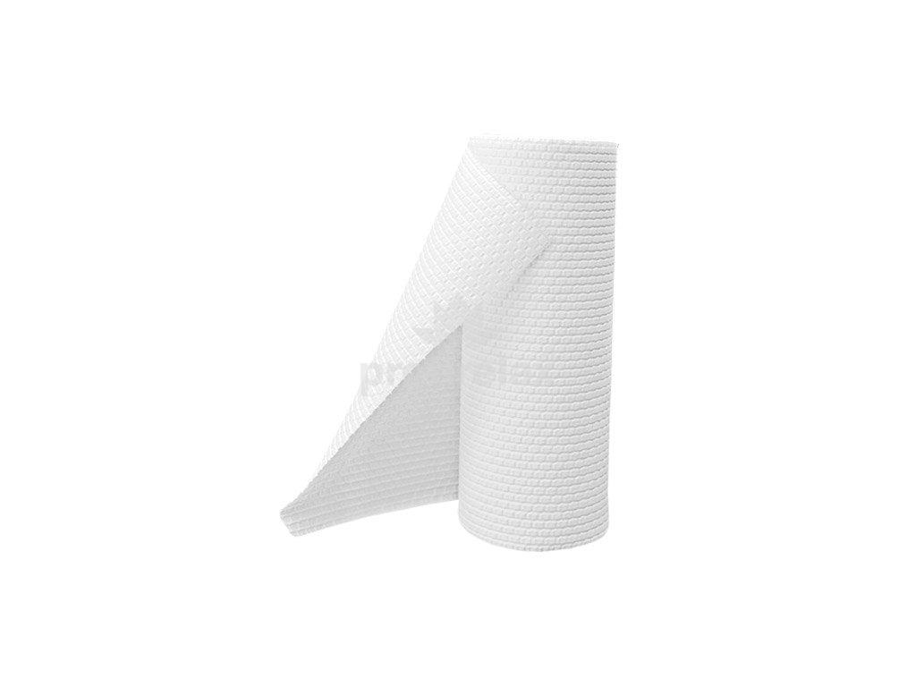 Profesionální čistící ubrousky Cotton Plus, role 60 ks, 25x25 cm