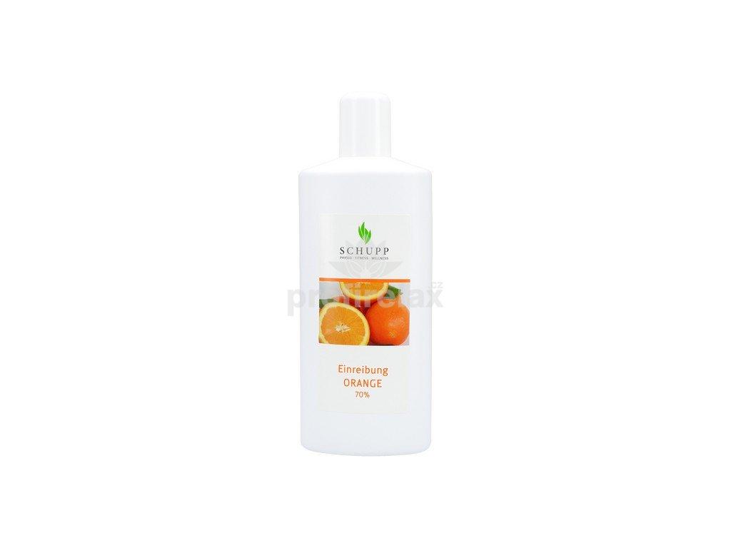 Alkoholový přípravek Pomeranč 70% 1000 ml