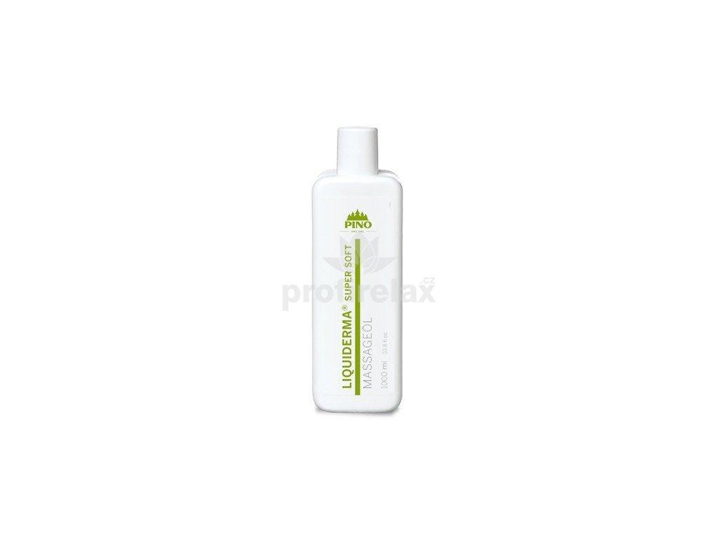 Liquiderma ® Super Soft, masážní olej 1000 ml