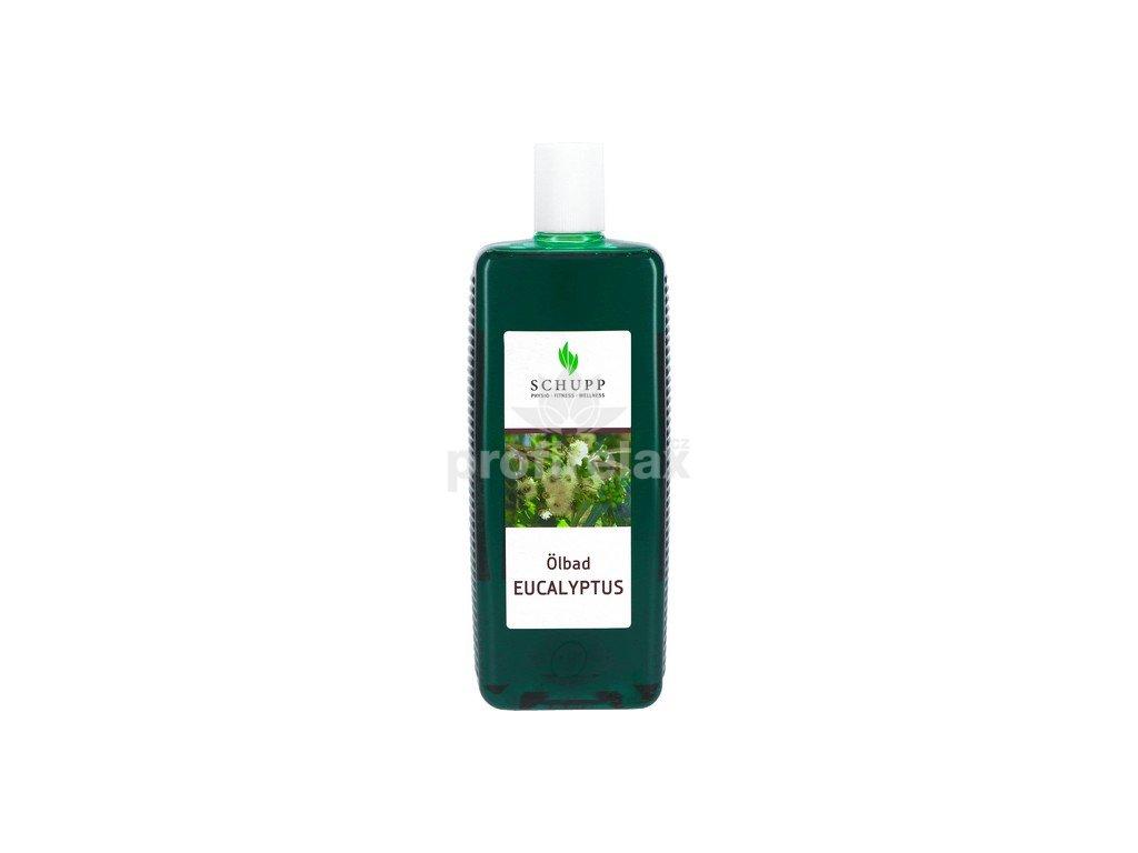 Koupelový olej Eukalyptus 1000 ml