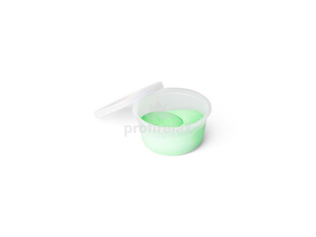Terapeutická modelovací hmota světle zelená středně měkká 80 g