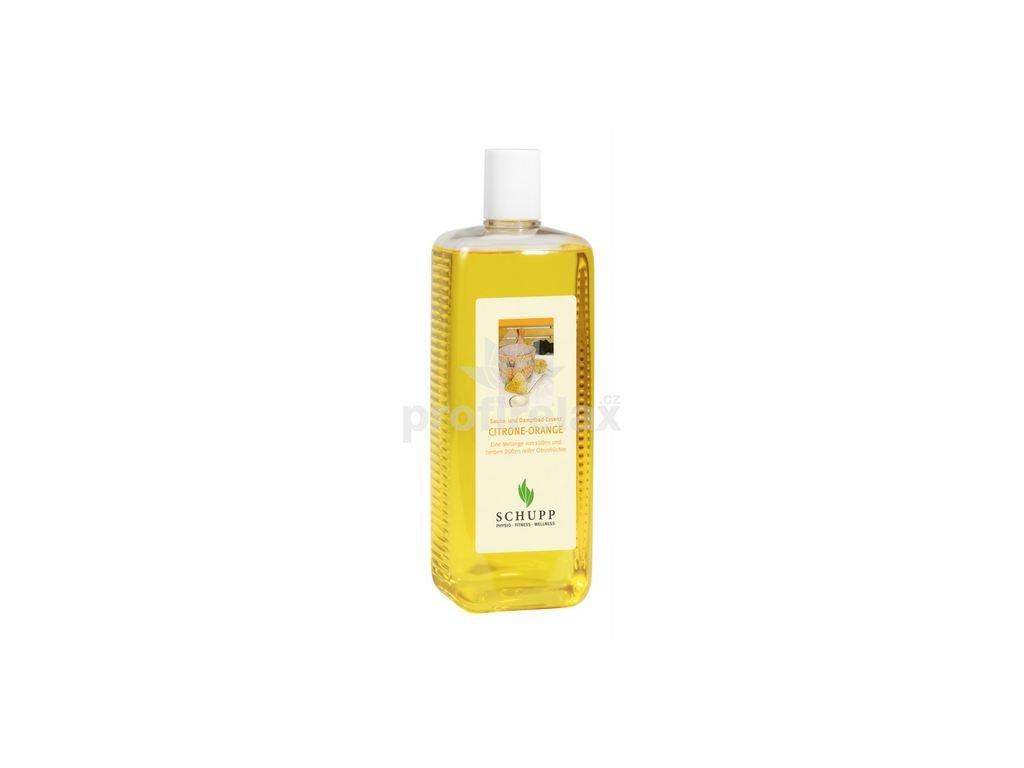 Esence pro sauny a parní lázně Citron-Pomeranč 1 l