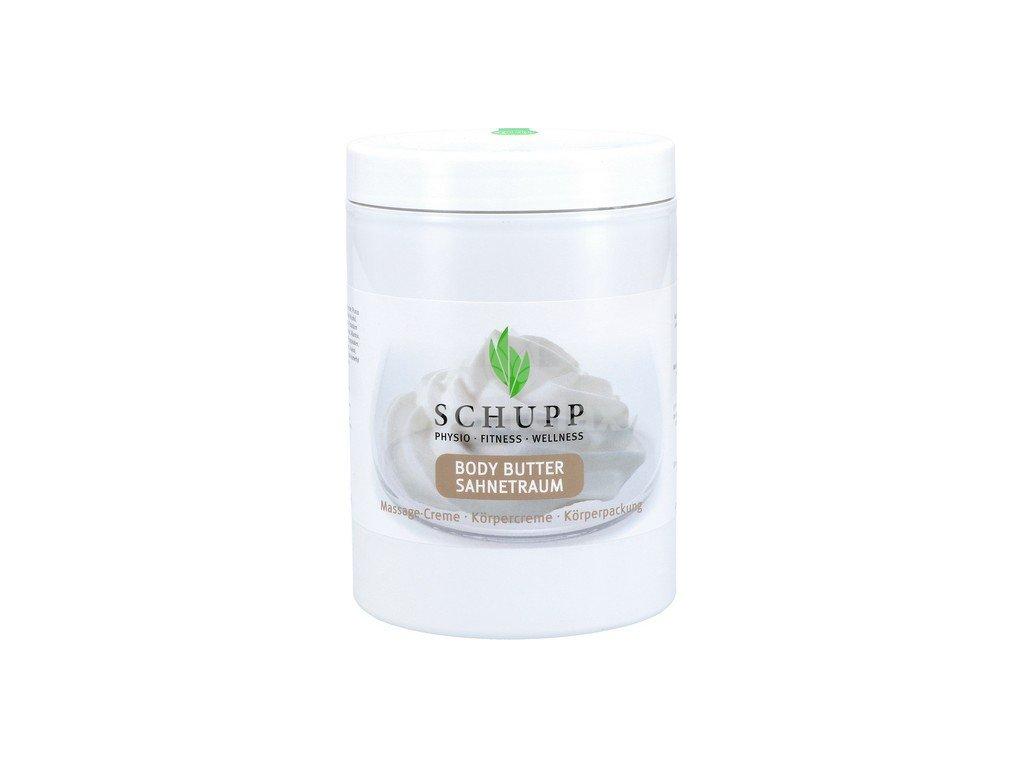 Tělové máslo Body-Butter Smetanový sen 1000 ml