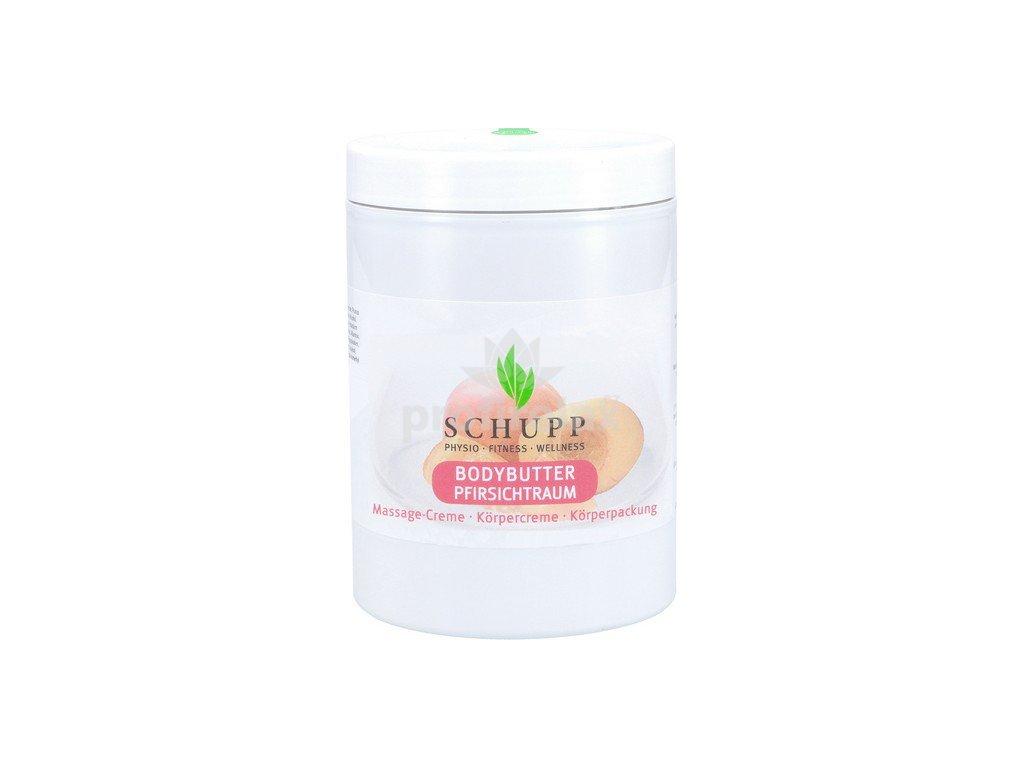 Tělové máslo Body-Butter Broskvový sen 1000 ml