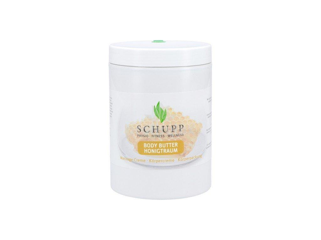 Tělové máslo Body-Butter Medový sen 1000 ml