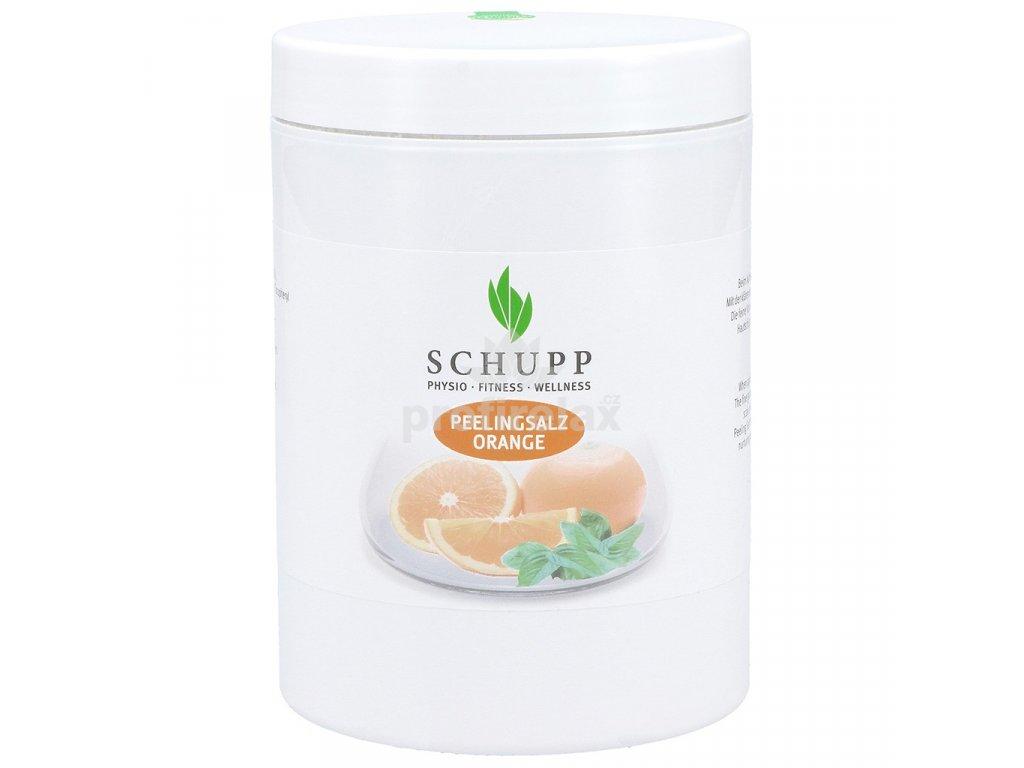 Peelingová sůl Pomeranč 1 kg
