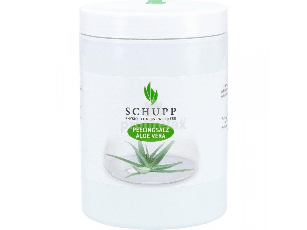 Peelingová sůl Aloe Vera 1 kg