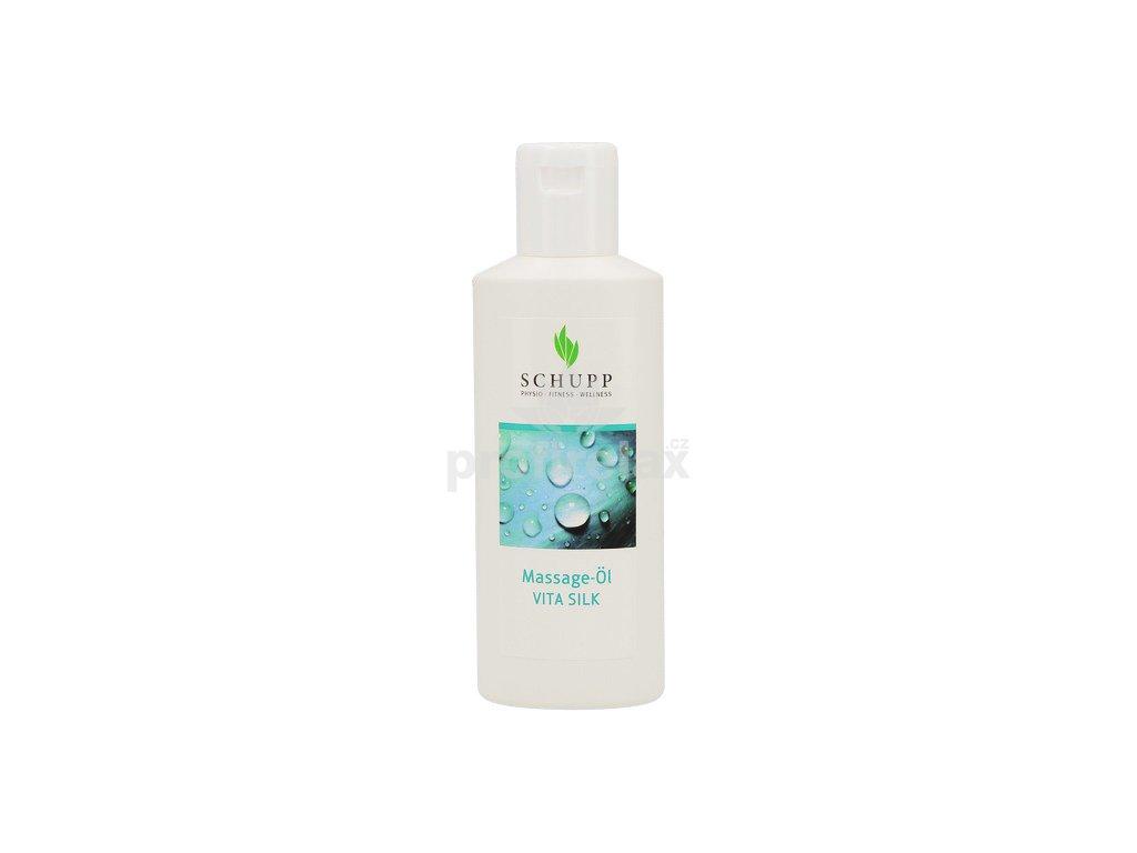 Masážní olej SCHUPP Vita silk 200 ml Profirelax.cz
