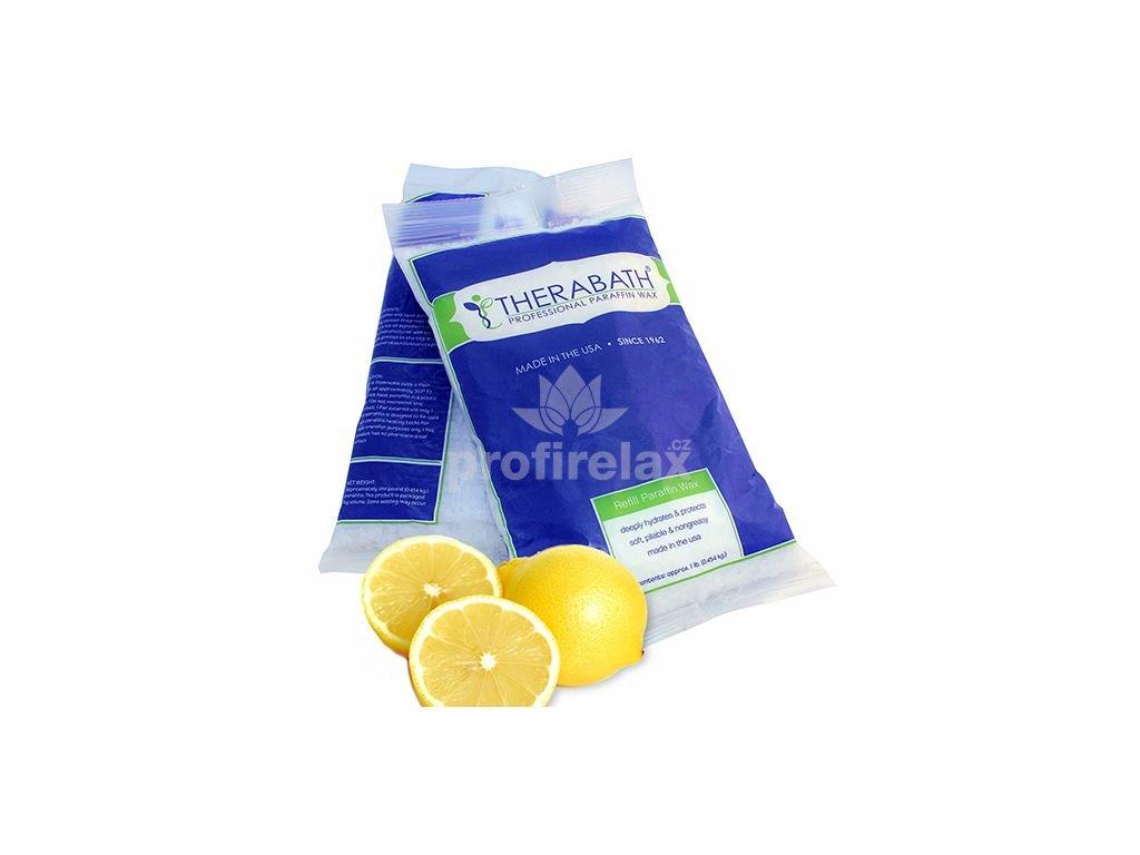 Parafín Therabath Citronový 2,7 kg