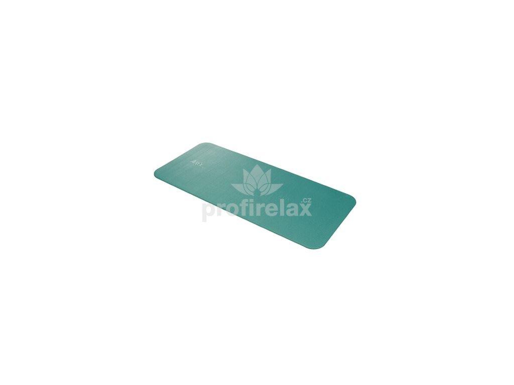Cvičební podložka Airex Fitline zelená 140x58x1 cm