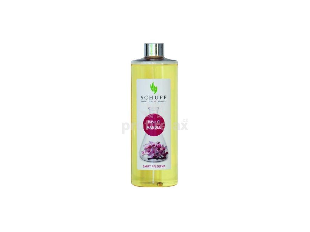 Mandlový olej základní 500 ml