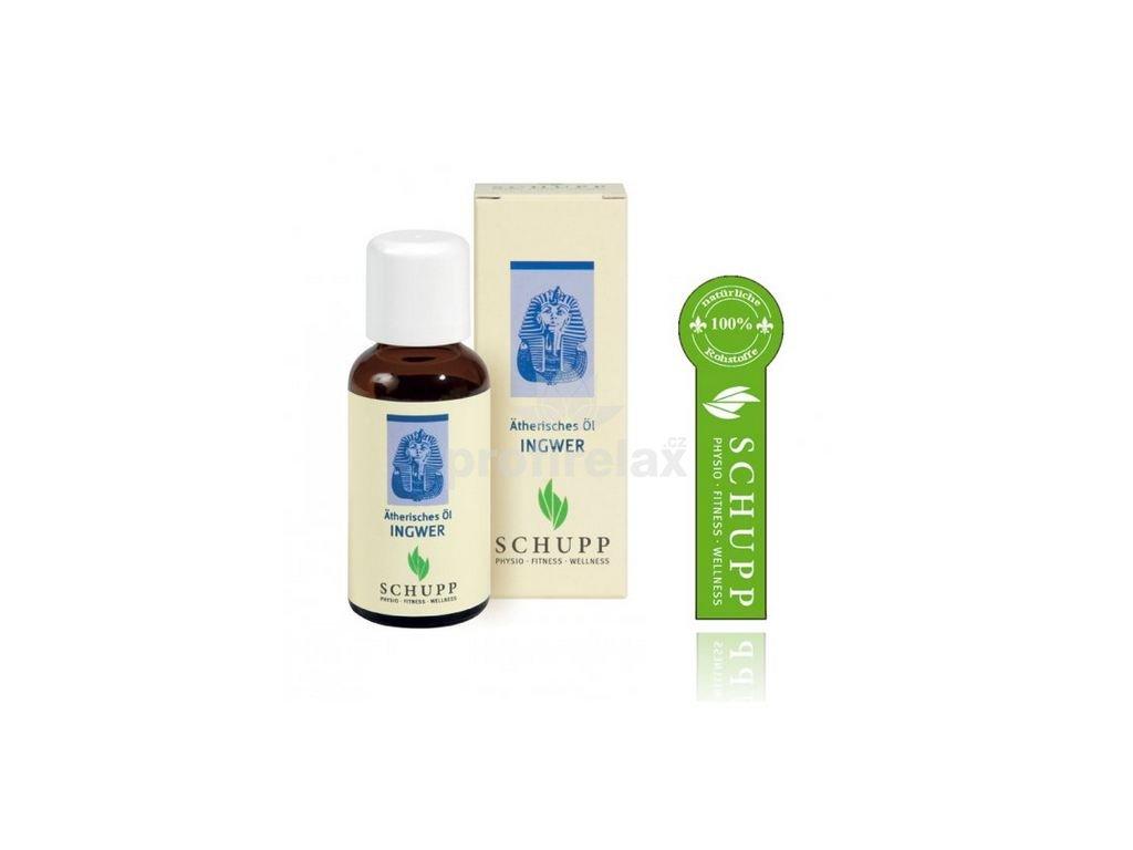 Éterický olej Zázvor 30 ml