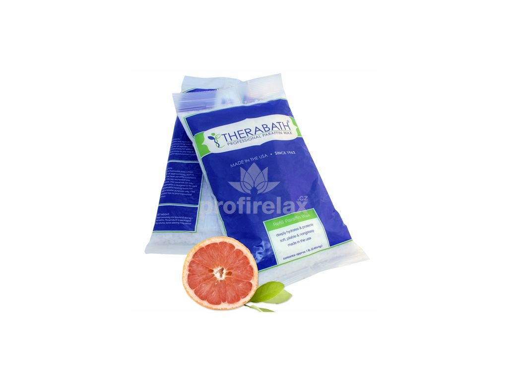 Parafín Therabath Grapefruit-Tea Tree 2,7 kg