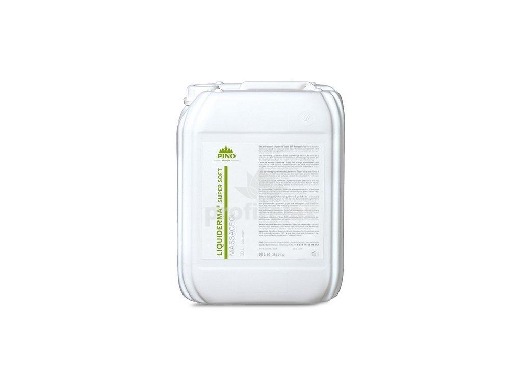 Liquiderma ® masážní olej Super Soft 10 l