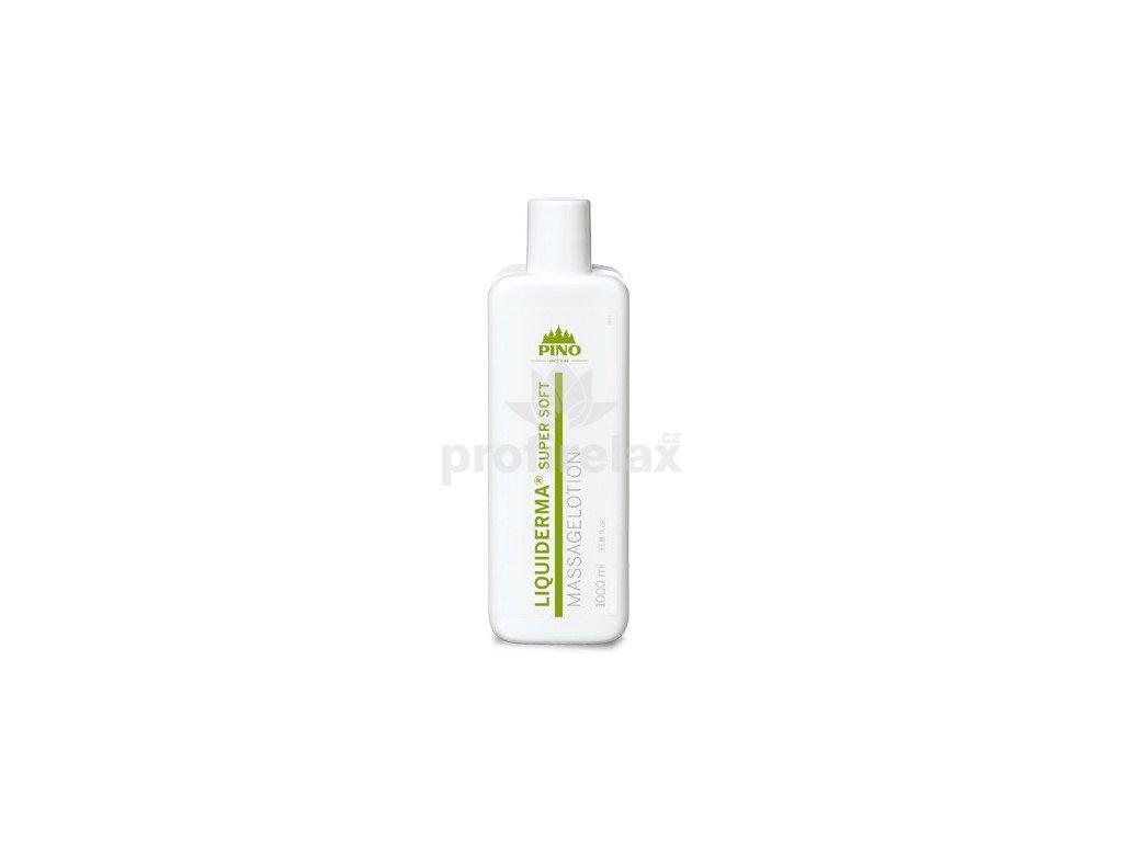Liquiderma masážní emulze Super Soft 1000 ml