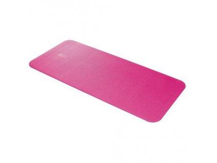 Cvičební podložka Airex Fitline růžová 180x60x1 cm