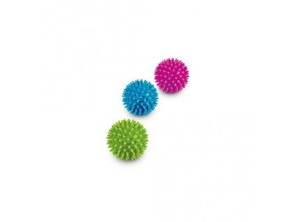 Masážní míčky PINOFIT Ježek 3 kusy